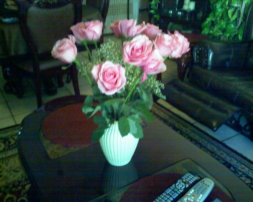 Flowers for Mom on Mother's Day