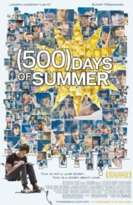 (500) Days of Summer Official Movie Poster