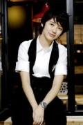 Yoon Eun Hye as Go Eunchan in the hit Korean television series Coffee Prince
