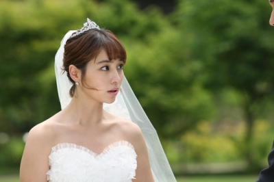 Lee Min Jung as Gil Da Ran in the hit 2012 Korean Drama Series Big