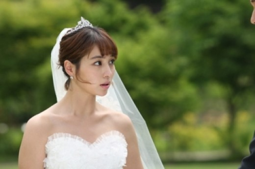Lee Min Jung as Gil Da Ran in the hit 2012 Korean Drama Series Big