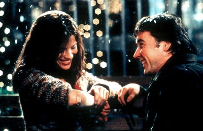 Kate Beckinsale and John Cusack in Serendipity