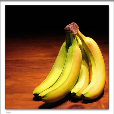 BANANA ranks 4th in the world in human consumption after rice, wheat and maize.