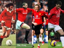 Manchester United, Great Players, Great Goals