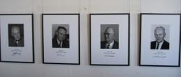 The four wardens of Alcatraz