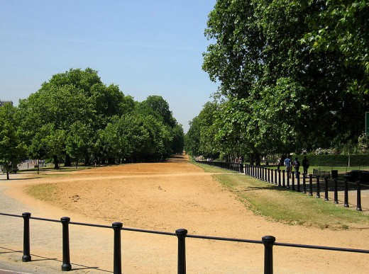 Rotten Row, Hyde Park