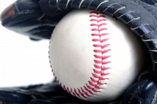 """Baseball And Glove"" by Gualberto107"