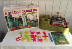 Mattel, The Strange Change Machine, The Lost World.