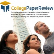 CollegePaperRev profile image