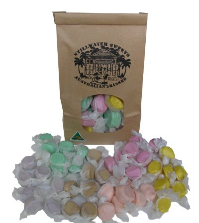 Gift bag of assorted Kissed Wrapped sweets