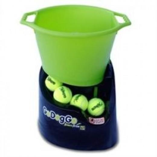 GoDogGo Automatic Ball Thrower - Dog Toy