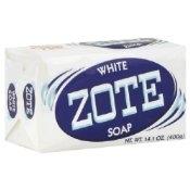 Zote Laundry Soap - White Bar