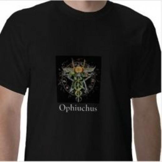 Ophiuchus t-shirt