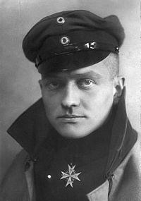 Manfred Baron von Richthofen