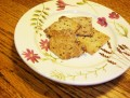 Recipe for Homemade Crackers with Flax Seed and Black Beans