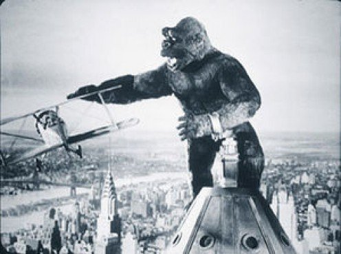 King Kong movie still