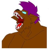 Werewolf roar
