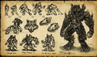Awesome werewolf concept