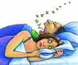 Classic symptom of sleep apnea-extreme snoring