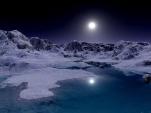Icy Moon