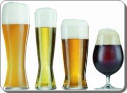 Spiegelau Beer Classics Beer Connoisseur Gift Set, Set of 4