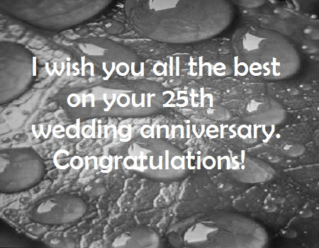 Happy 25th year wedding anniversary wishes and quotes hubpages