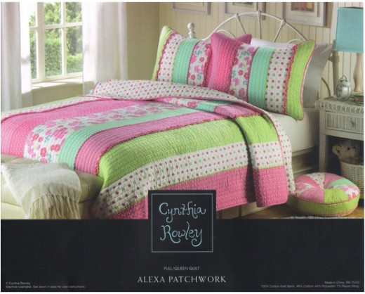 Cynthia Rowley Bedding Catalog