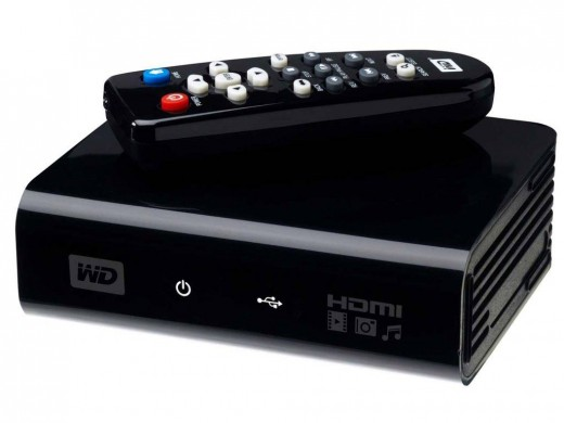 Western Digital TV (WD TV)