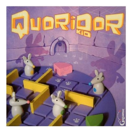 The Game of Quoridor