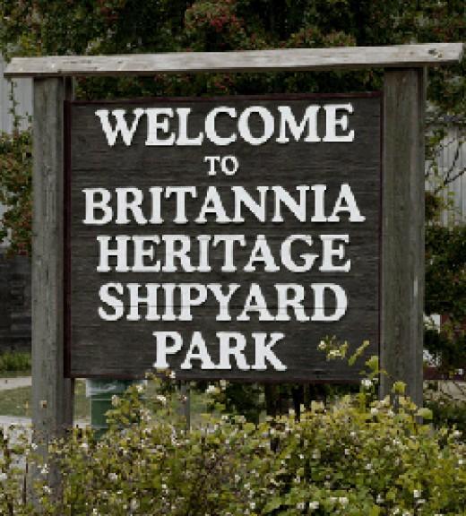 Britannia Heritage Shipyard Photo Malu Couttolenc