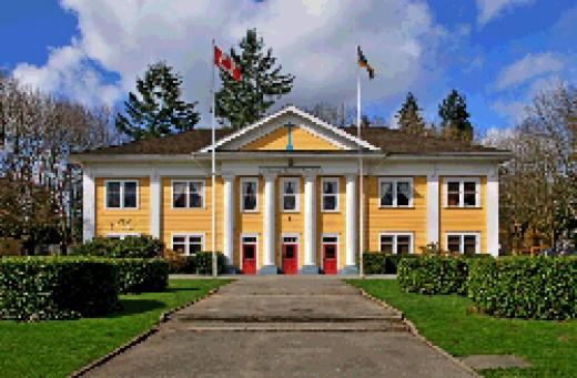 Langley Municipal Hall