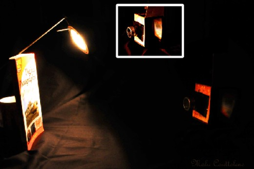 Pinhole Camera created by Malu Couttolenc