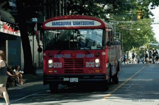 Vancouver Sightseeing Tours are offered at different points around the city