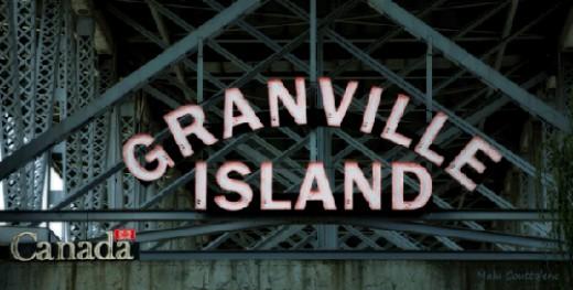 Grandville Island Vancouver Photo Malu Couttolenc