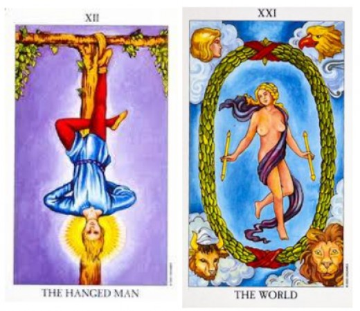 The Hanged Man and the World