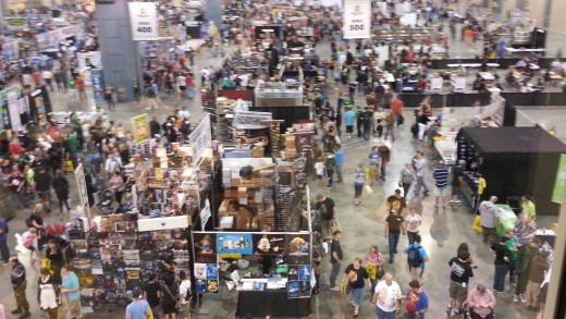 Comic conventions are a great source of education.  Just start a conversation with one of the many dealers there!
