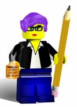 Create a Lego Profile Pic