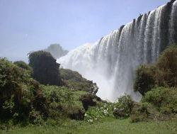 Ethiopian Blue Nile Falls