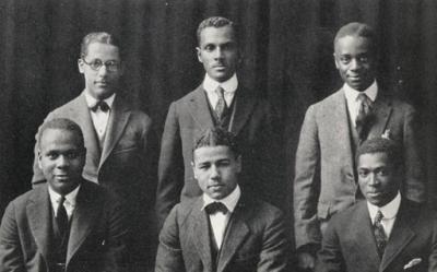 Old School Omega Men 1921