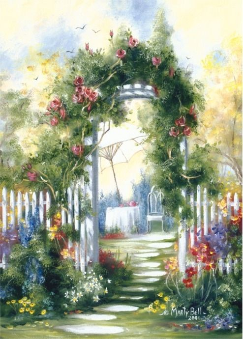This Portal Fair by Marty Bell