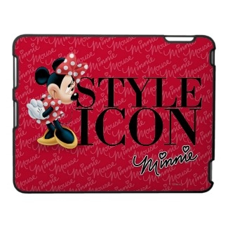 style icon minnie mouse ipad case