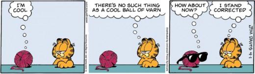 Garfield Cartoon