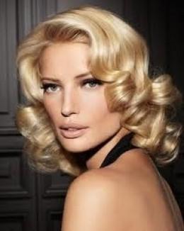 Glamourous Pincurls