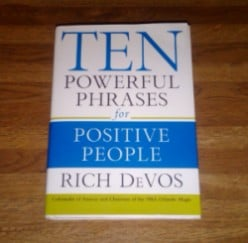 10 powerful phrases for positive people book review