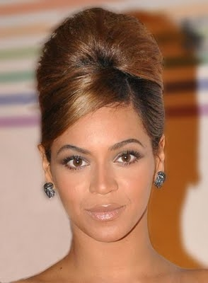 Beyonces Beehive Hairstyle