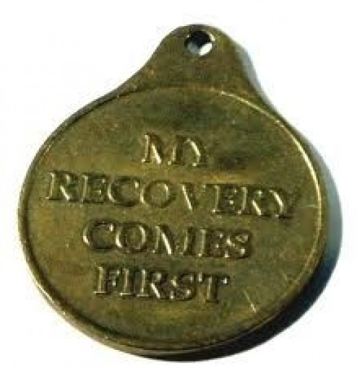 Your Recovery Does Come FIRST!