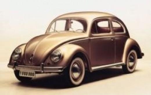 1955 Volkswagen Beetle 500