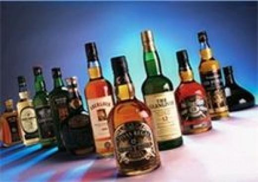 Imported Spirits