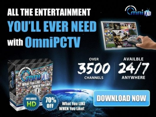 Download Omni PC TV Now!