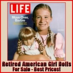 Retired American Girl Dolls For Sale